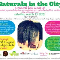 Save the Date: Naturals in the City 2 on March 10!